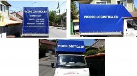 Transport marfuri- Servicii de curierat rapid - S.C. VICOSO LOGISTICA S.R.L.